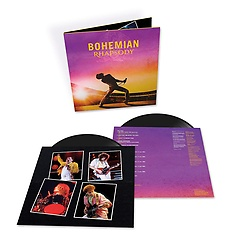 Bohemian Rhapsody(보헤미안 랩소디) O.S.T - Music by Queen [180g 2LP]