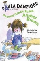 """<font title=""""Second Grade Rules, Amber Brown (Paperback)"""">Second Grade Rules, Amber Brown (Paperba...</font>"""