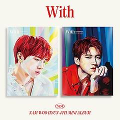 남우현 - With [4th Mini Album][A+B ver.][패키지]