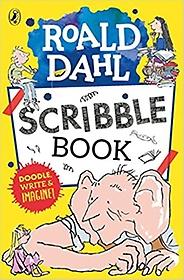 Roald Dahl Scribble Book (Paperback)