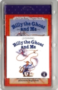 "<font title=""Billy the Ghost and Me - I Can Read Book, Level 4-02 (Paperback + CD:1)"">Billy the Ghost and Me - I Can Read Book...</font>"
