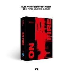 은지원(EUN JIWON) - EUN JIWON 2019 CONCERT [ON FIRE] [LIVE 2CD & 2DVD]
