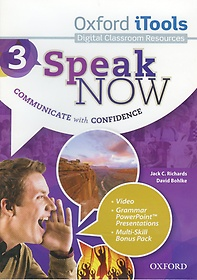 Speak Now 3: iTools (CD-ROM)