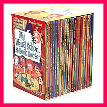 My Weird School 21-Book Box Set (Paperback)
