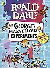 """<font title=""""Roald Dahl George's Marvellous Experiments (Paperback)"""">Roald Dahl George's Marvellous Experime...</font>"""