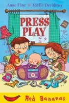 Press Play (Red Bananas) (Paperback)