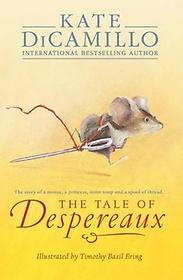 The Tale of Despereaux (Paperback)