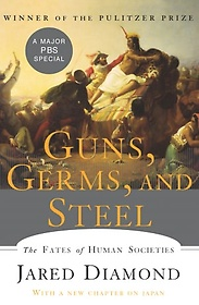 "<font title=""Guns, Germs, and Steel (Hardcover / Revised Ed.) "">Guns, Germs, and Steel (Hardcover / Revi...</font>"