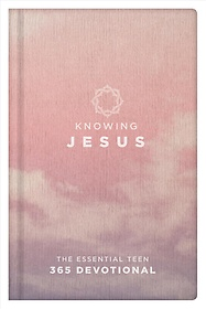 Knowing Jesus - Rose Cover (Hardcover)
