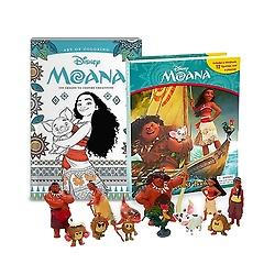 """<font title=""""디즈니 모아나 컬러링북 + 피규어 세트 (Disney Moana Art of Coloring Book + Figures)"""">디즈니 모아나 컬러링북 + 피규어 세트 (Di...</font>"""