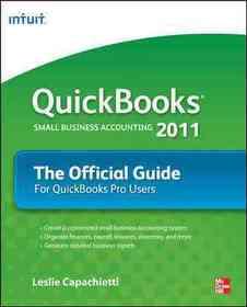 Quickbooks 2011 (Paperback / 1st Ed.)
