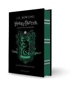 """<font title=""""Harry Potter and the Prisoner of Azkaban Slytherin Ed. (Hardcover)"""">Harry Potter and the Prisoner of Azkaban...</font>"""