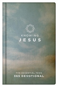 Knowing Jesus - Blue Cover (Hardcover)