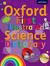 """<font title=""""Oxford First Illustrated Science Dictionary (Paperback)"""">Oxford First Illustrated Science Diction...</font>"""