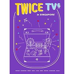 트와이스(Twice) - TWICE TV6 TWICE in SINGAPORE [3DVD]