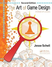 """<font title=""""The Art of Game Design: A Book of Lenses (Paperback/ 2nd Ed.)"""">The Art of Game Design: A Book of Lenses...</font>"""