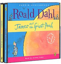 James and the Giant Peach : CD (Unabridged Ed./ Audio CD:3/ ��������)