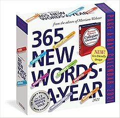 """<font title=""""365 New Words-A-Year Page-A-Day Calendar 2021"""">365 New Words-A-Year Page-A-Day Calendar...</font>"""