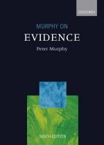 Murphy on Evidence (Paperback/ 9th Ed.)