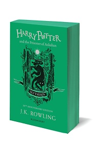 "<font title=""Harry Potter and the Prisoner of Azkaban Slytherin Ed. (Paperback)"">Harry Potter and the Prisoner of Azkaban...</font>"