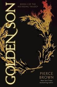 """<font title=""""[한정판매] Red Rising Trilogy #2: Golden Son (Hardcover)"""">[한정판매] Red Rising Trilogy #2: Golden...</font>"""