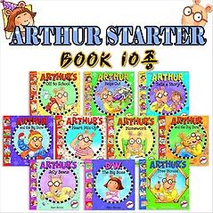 "<font title=""Arthur Starter Picture Book 10종 세트 (Paperback:10)"">Arthur Starter Picture Book 10종 세트 (P...</font>"