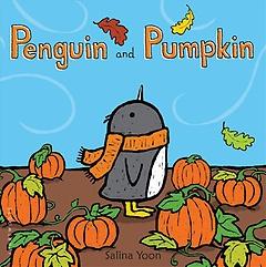 "<font title=""Penguin and Pumpkin (Hardcover / Board Book)"">Penguin and Pumpkin (Hardcover / Board B...</font>"