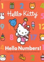 Hello Kitty Hello Numbers! : Count 1 T0 20 With Your Favorite Friend! (Hardcover )