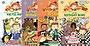 잭주 Zak Zoo B Set 4종 (Paperback+Audio CD)