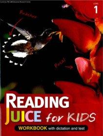 "<font title=""Reading Juice for Kids 1 : Workbook (Paperback)"">Reading Juice for Kids 1 : Workbook (Pap...</font>"