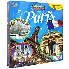 "<font title=""파리 Paris - Around the World My Busy Book (Board Book+피규어 세트)"">파리 Paris - Around the World My Busy Bo...</font>"