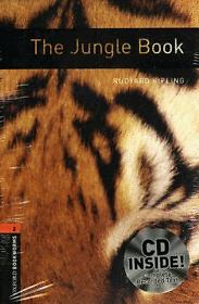"<font title=""The Jungle Book - Oxford Bookworms Library 2 (Paperback + Audio CD/ 3rd Edition)"">The Jungle Book - Oxford Bookworms Libra...</font>"