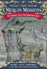 "<font title=""Merlin Mission #16 : A Ghost Tale for Christmas Time(Paperback/ Reprint Edition)"">Merlin Mission #16 : A Ghost Tale for Ch...</font>"
