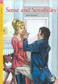 "<font title=""Compass Classic Readers Level 4 : Sense and Sensibility (Paperback+CD)"">Compass Classic Readers Level 4 : Sense ...</font>"