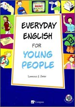 Everyday English for Young People (Paperback+ CD:1)