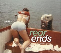 Rear Ends: Found Photos (Hardcover)