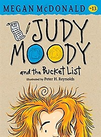 """<font title=""""Judy Moody and the Bucket List (Paperback / Reprint Edition)"""">Judy Moody and the Bucket List (Paperbac...</font>"""