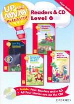 "<font title=""Up and Away in english Readers & CD 6 (Pack)"">Up and Away in english Readers & CD 6 (P...</font>"