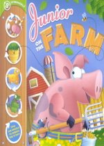 Junior on the Farm (Hardcover )