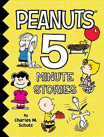 """<font title=""""Peanuts 5-minute Stories (School and Library Binding)"""">Peanuts 5-minute Stories (School and Lib...</font>"""