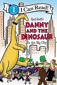 """<font title=""""I Can Read Level1 : Danny and the Dinosaur in the Big City (Paperback)"""">I Can Read Level1 : Danny and the Dinosa...</font>"""