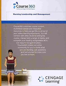 "<font title=""Course360 Nursing Leadership & Management Printed Access Code (Hardcover)"">Course360 Nursing Leadership & Managemen...</font>"