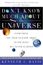 Don't Know Much About : The Universe (Paperback)