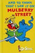"""<font title=""""And to Think That I Saw It On Mulberry Street (Mini/ Hardcover)"""">And to Think That I Saw It On Mulberry S...</font>"""