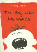 The Boy Who Ate Words (Hardcover )