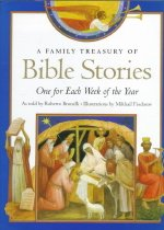 A Family Treasury of Bible Stories (Hardcover)