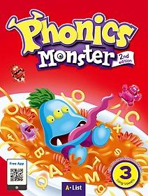 """<font title=""""Phonics Monster 3 : Teacher"""