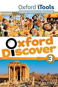 Oxford Discover 3: iTools (DVD)