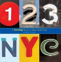 123 NYC: A Counting Book of New York City (Hardcover)