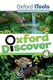 Oxford Discover 4: iTools (DVD)